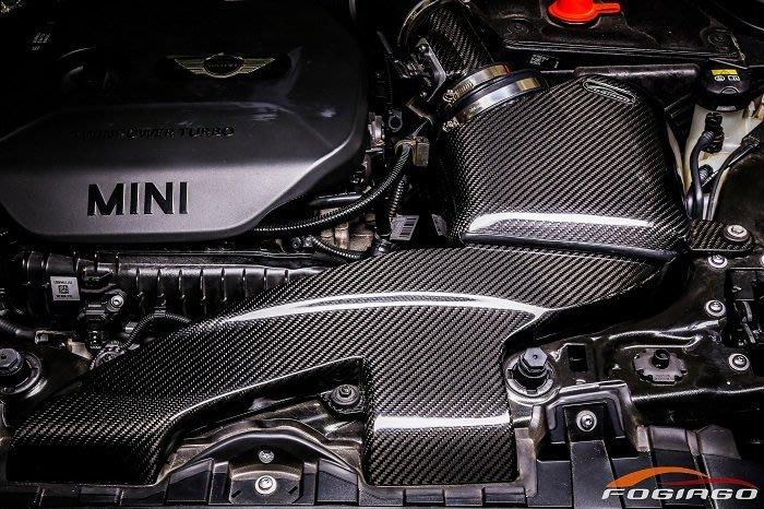 ☆光速改裝精品☆Fogiago BMW X1 1.5T 2.0T 碳纖維進氣套件