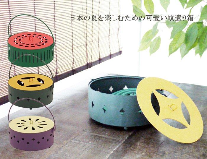 樂婕 日本Gendai hyakka夏野菜造型線香盒 玉米/茄子/西瓜A085