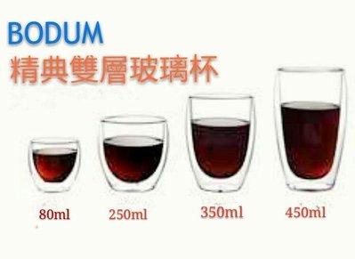 《咖啡-BOX》BOUDNM 波頓雙層玻璃咖啡杯 80ml x2