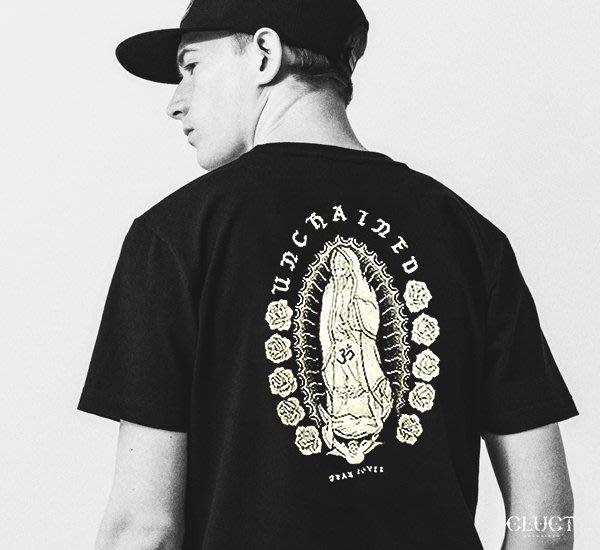 GOODFORIT/ 日本 CLUCT SUMMER VACATION 玫瑰飛燕聖母短袖上衣/兩色