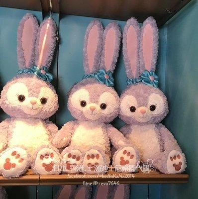 Miss莎卡娜代購【香港迪士尼樂園】﹝預購﹞達菲熊好朋友 史黛拉露 芭蕾兔 絨毛娃娃 S號玩偶