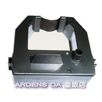【含稅*黑色】打卡鐘色帶--適用AMANO BX-1800/BX1500/BX1900/BX2000/U-9(六盒免運)