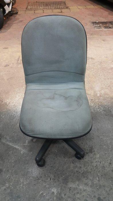 樂居二手家具 全新中古傢俱賣場 CF0227AJJ 布面OA椅*辦公椅 電腦椅 書桌椅 二手辦公家具買賣/OA桌/鐵櫃