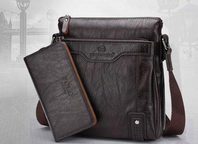 男士手拿包商務手包新款手抓男包長款雙拉鏈錢包多卡位大容量送手包
