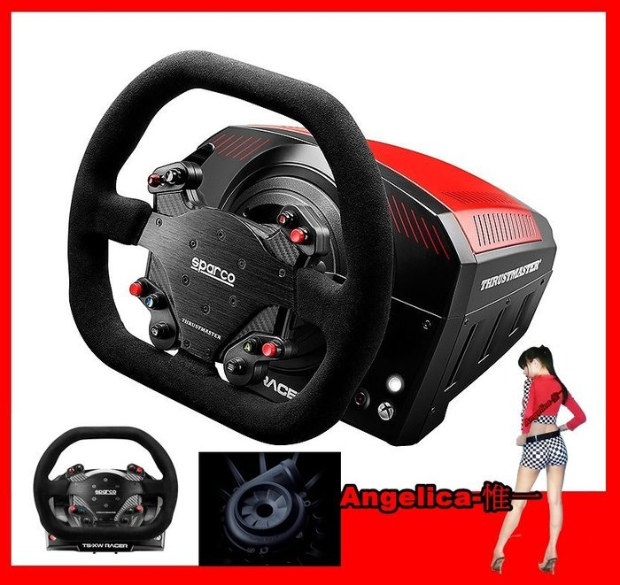 (XBOX ONE) TSXW Racer Sparco P310 Competition Mod 方向盤