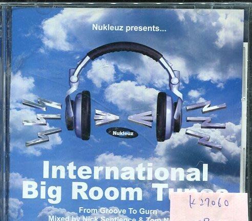 *真音樂* INTERNATION BIG ROOM TUNES 二手 K27060