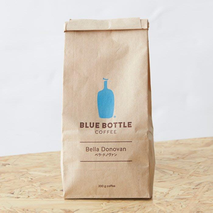 Blue Bottle 藍瓶咖啡 咖啡豆 Bella Donovan 日貨代購 預購 新鮮購入 4/24出貨
