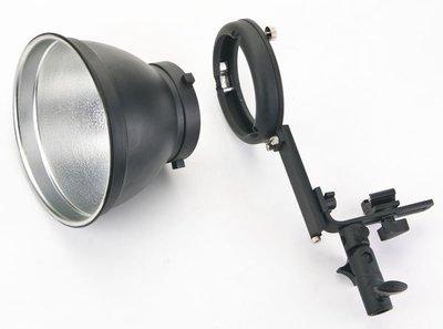 呈現攝影-閃光燈 L型傘座+標準罩組 ...