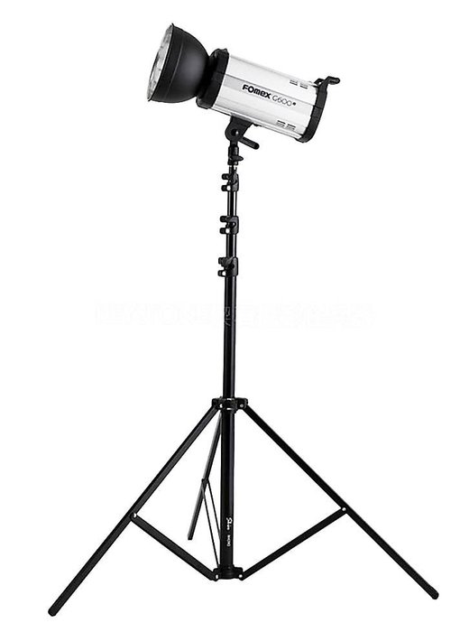 呈現攝影-SKIER M429Q 4節快收燈腳架 一秒快收 全高307 低90 管徑29~19mm 閃光燈/外拍燈 婚攝
