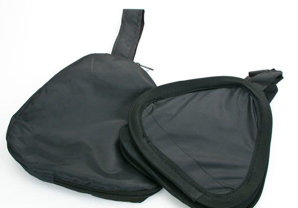 呈現攝影-外閃專用柔光罩 [大型] 23x25cm 不佔空間 通用型 附收納帶、 離機閃 活動SHOW GIRL