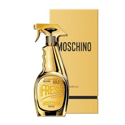 Moschino Gold Fresh 亮金金 小清新 女性淡香精 30ml【小7美妝】