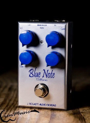 『立恩樂器』  J. Rockett Blue Note Tour Series Over