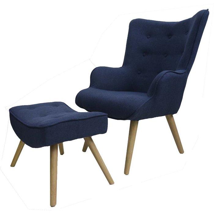 【YOI傢俱】凱姆沙發組(沙發+腳凳) 黃/灰/藍3色可選 YAQ-8901