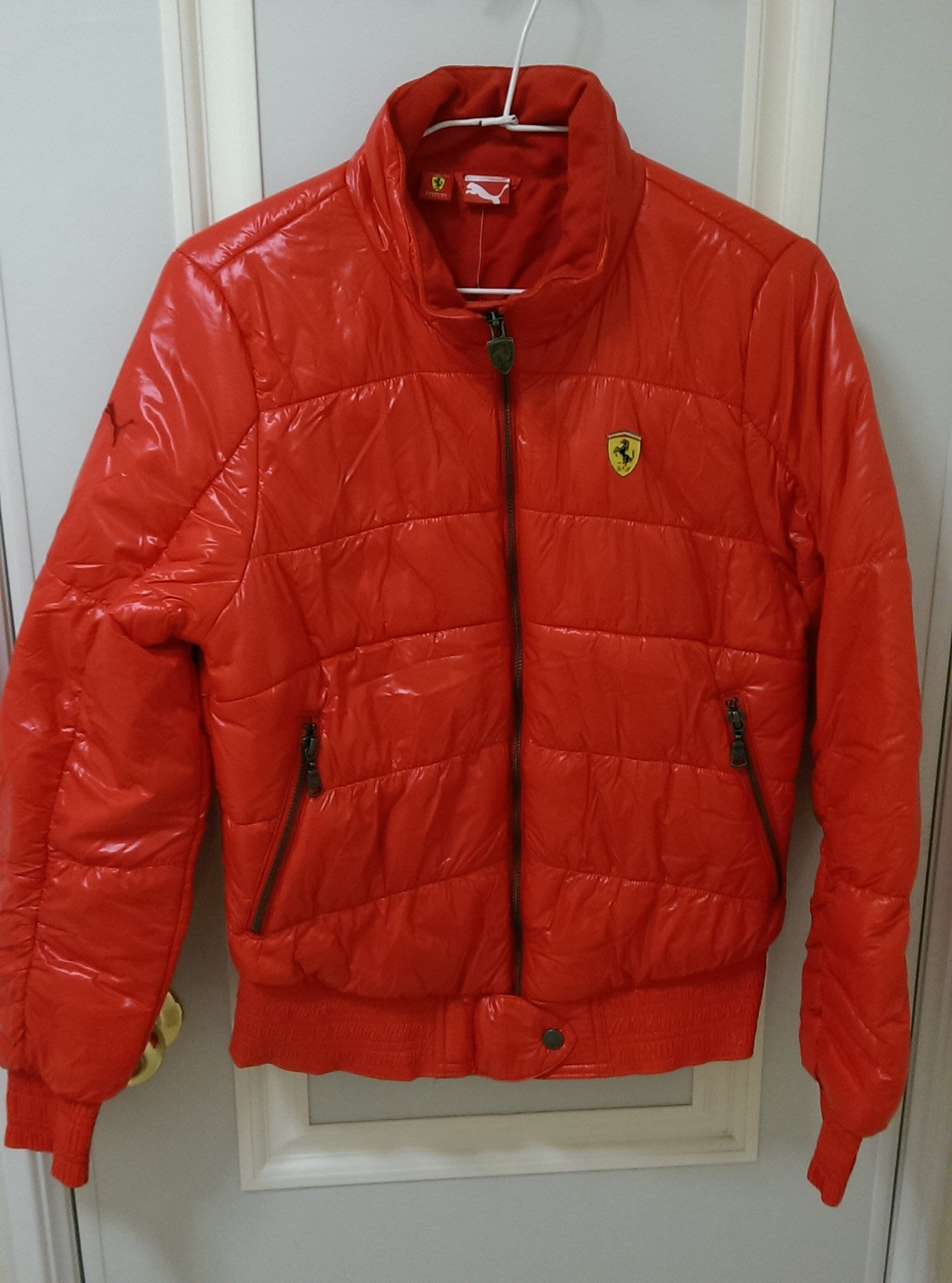 [PUMA] 法拉利Ferrari休閒鋪棉外套