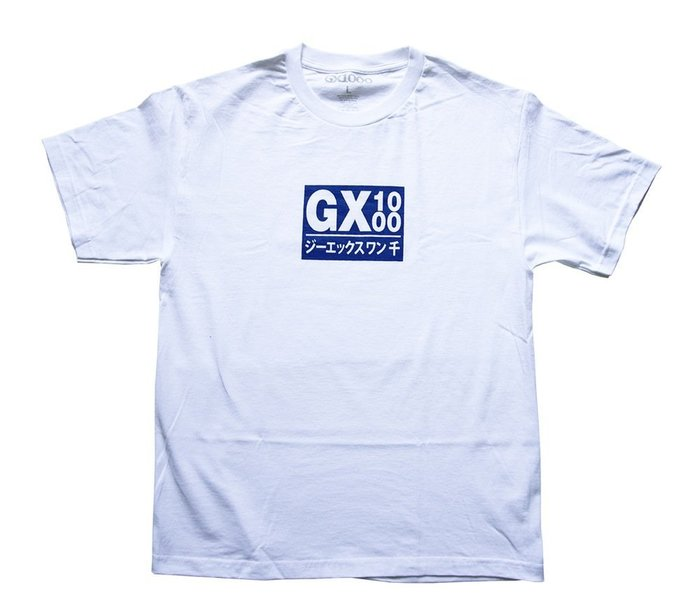 《Nightmare 》GX1000 JAPAN TEE - WHITE ROYAL