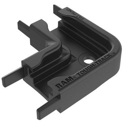 [ RAM 軌道零件 零件編號 74 ]  90度延伸接頭 for 鋁合金軌道 RAP-TRACK-EXA-CC90U