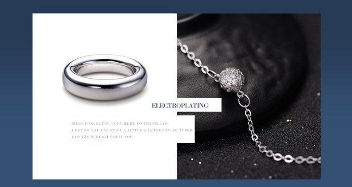 【黛恩珠寶 DIAN JEWELRY】首爾設計師款CZ鑽925純銀手鍊 項鍊耳環手鍊對戒鑽戒婚戒 流行 珠寶紅寶綠寶黃寶