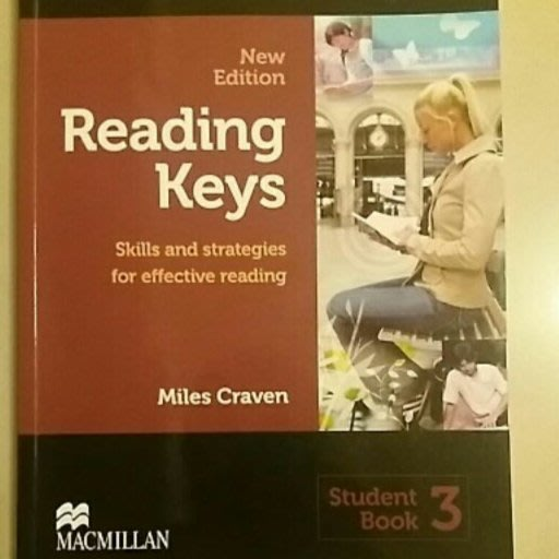 Reading Keys New Edition Student Book 3
