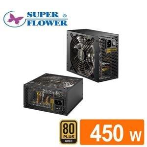 振華 冰山金蝶450W 80PLUS金牌電源供應器