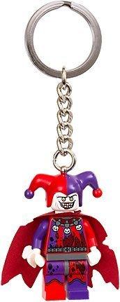 現貨【LEGO 樂高】100% 全新美國正品 益智玩具 積木/ 未來騎士 鑰匙圈 小丑 Jestro
