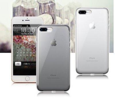 不必殺價:49元【台灣3C】Apple iPhone 7 Plus.iPhone 8 Plus 專用極薄手機透明軟套
