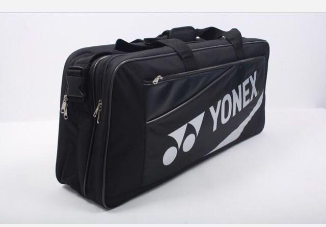 ◇ 羽球世家◇【袋】yonex bag7331 WEX 單肩背12隻裝矩形包 yy 羽球袋 網球袋 鋼琴包