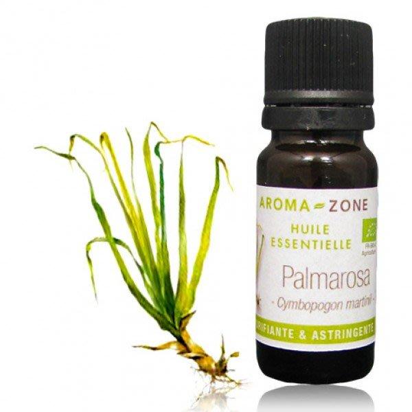 有機玫瑰草10ML分裝 /法國 Aroma-Zone
