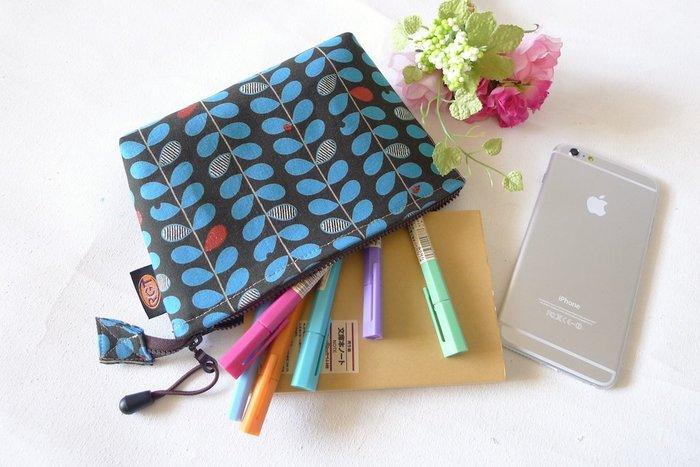 【 RGT 】全新 | 手作市集 | 日本藍月夜 | 萬用袋/化妝包