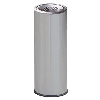 『4組免運』304不銹鋼熄菸桶無投入口S-25S/菸灰缸桶/煙灰缸桶/垃圾桶/開店必備/吸煙區垃圾桶/垃圾筒/熄菸桶/