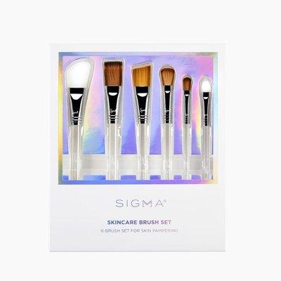 Sigma SKINCARE BRUSH SET 護膚刷 臉部刷具 刷具組【愛來客】美國Sigma官方授權經銷商