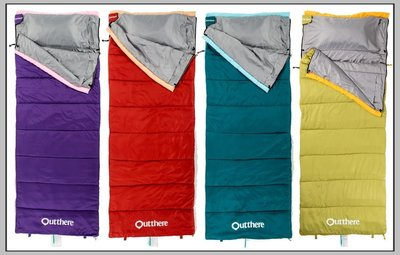 睡袋+睡毯 Outthere好野 好窩...