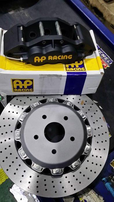 AP RACING  Brembo GT AMG Porsche八活塞 六活塞 四活塞卡鉗 加大碟 金屬油管 來令片