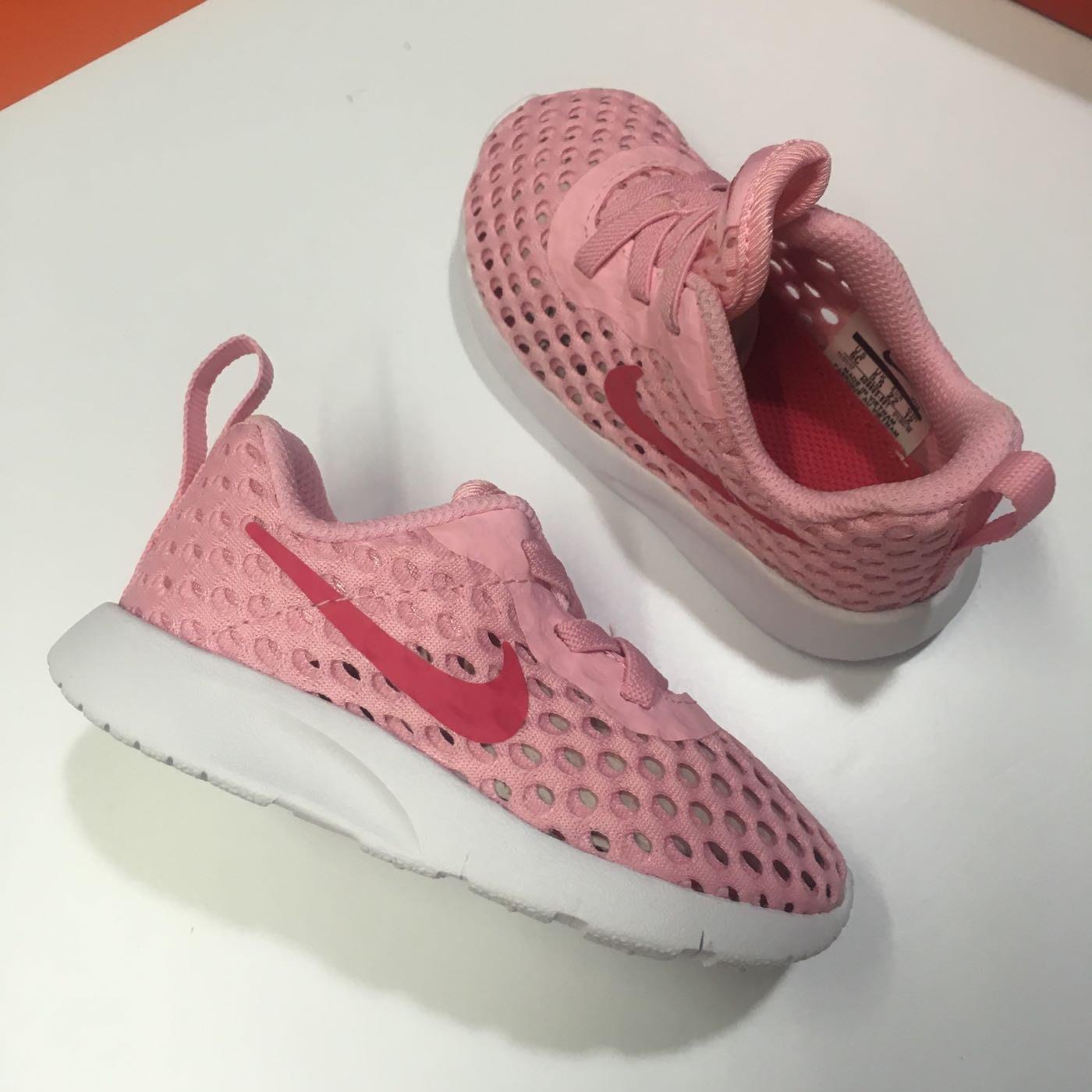 Nike 兒童運動鞋 小童鞋 鬆緊鞋帶 免綁鞋帶 尺寸:6/12cm ~ 10/16cm
