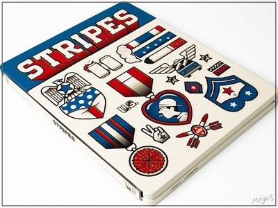 毛毛小舖--藍光BD 烏龍大頭兵 Best Buy獨家限量鐵盒版 Stripes 比爾墨瑞