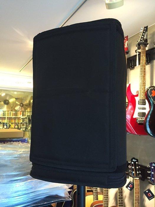 【六絃樂器】全新台灣製 Yamaha STAGEPAS 600i 喇叭保護套 防水套*2 / 舞台音響設備 專業PA器材