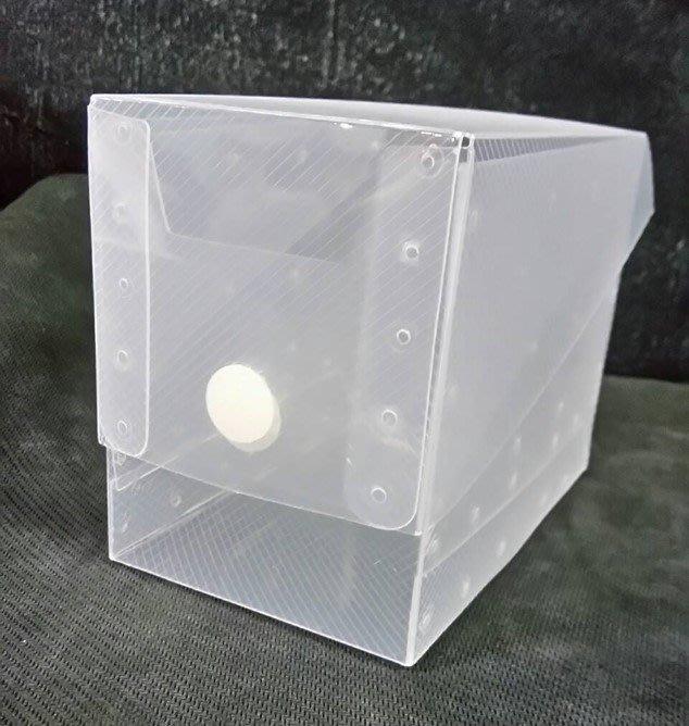 ~陽光桌遊~ 塑質透明特大卡盒 Card Box 長7.5~寬12.5~高9.5cm 說書