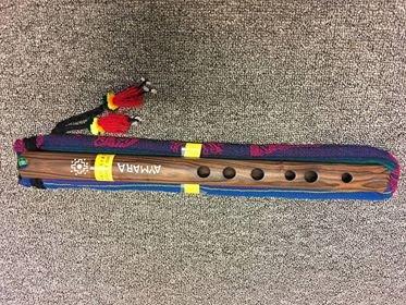 【金聲樂器】頂級紫檀南美簫 G調