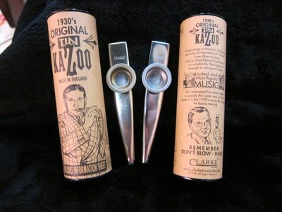 英國 卡祖笛 kazoo