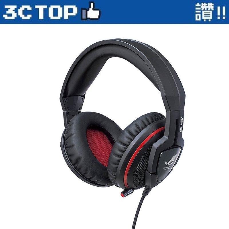 『3C TOP』含稅 免運 ASUS 華碩 ROG ORION 獵戶座電競耳機 耳機麥克風