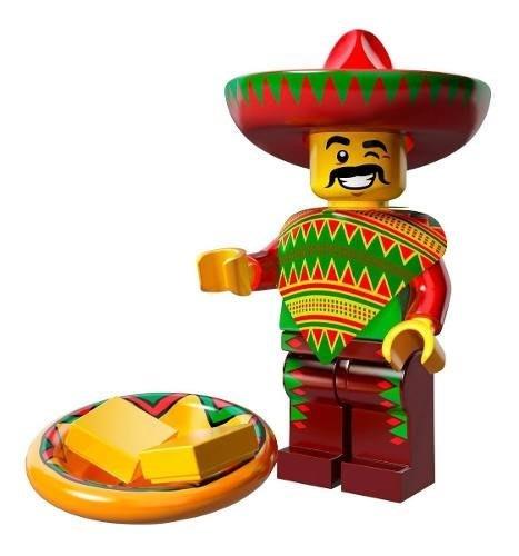 絕版品【LEGO 樂高】玩具 積木/ Minifigures人偶包系列: 樂高玩電影 71004 單一人偶: 老墨 起司