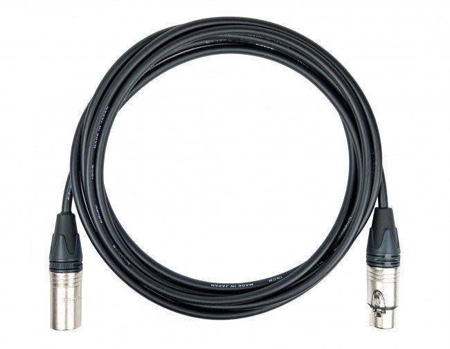 【六絃樂器】全新日本 Canare L-2T2S +Neutrik XLR 麥克風線10米/ 舞台音響設備 專業PA器材