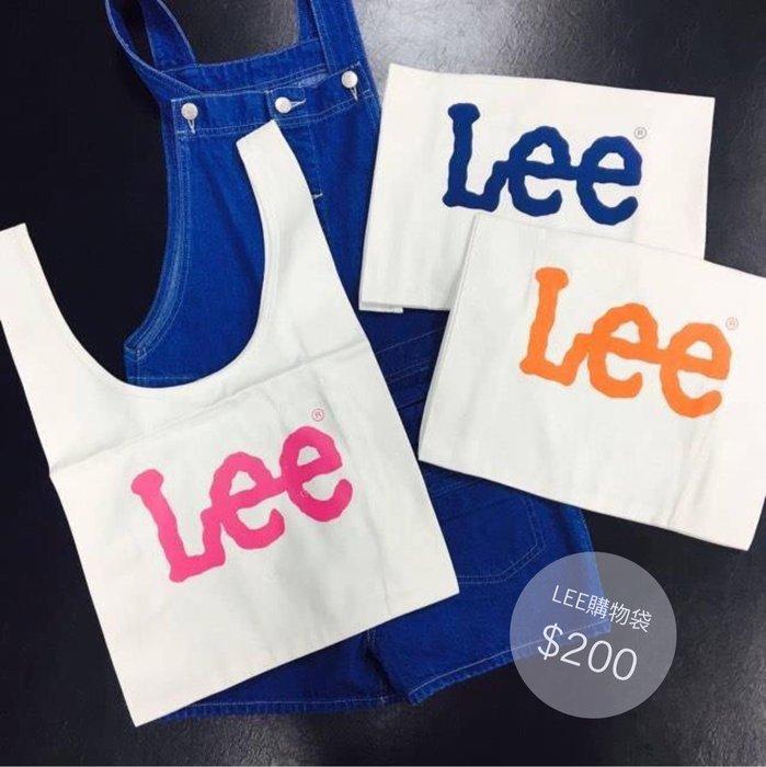 Lee 袋環保袋Levis Edwin專櫃贈品