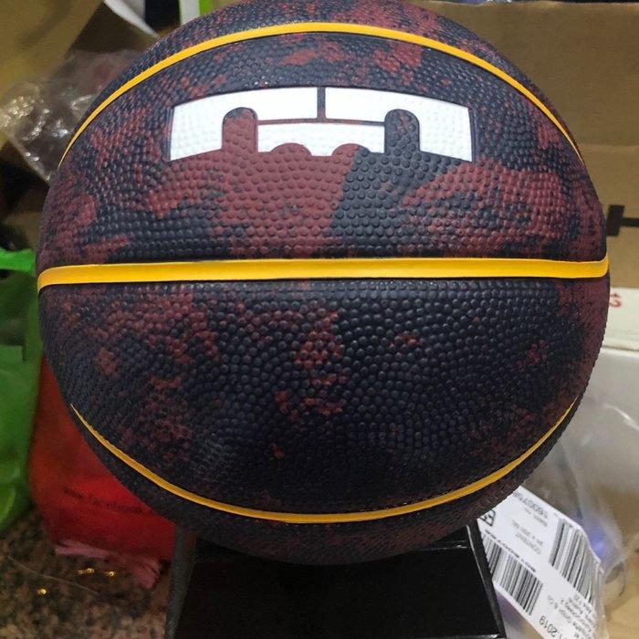 ◇ 羽球世家◇【幼兒籃球】NIKE專業 3號兒童籃球 塗鴉籃球 深溝耐磨《迷你可愛收藏款》