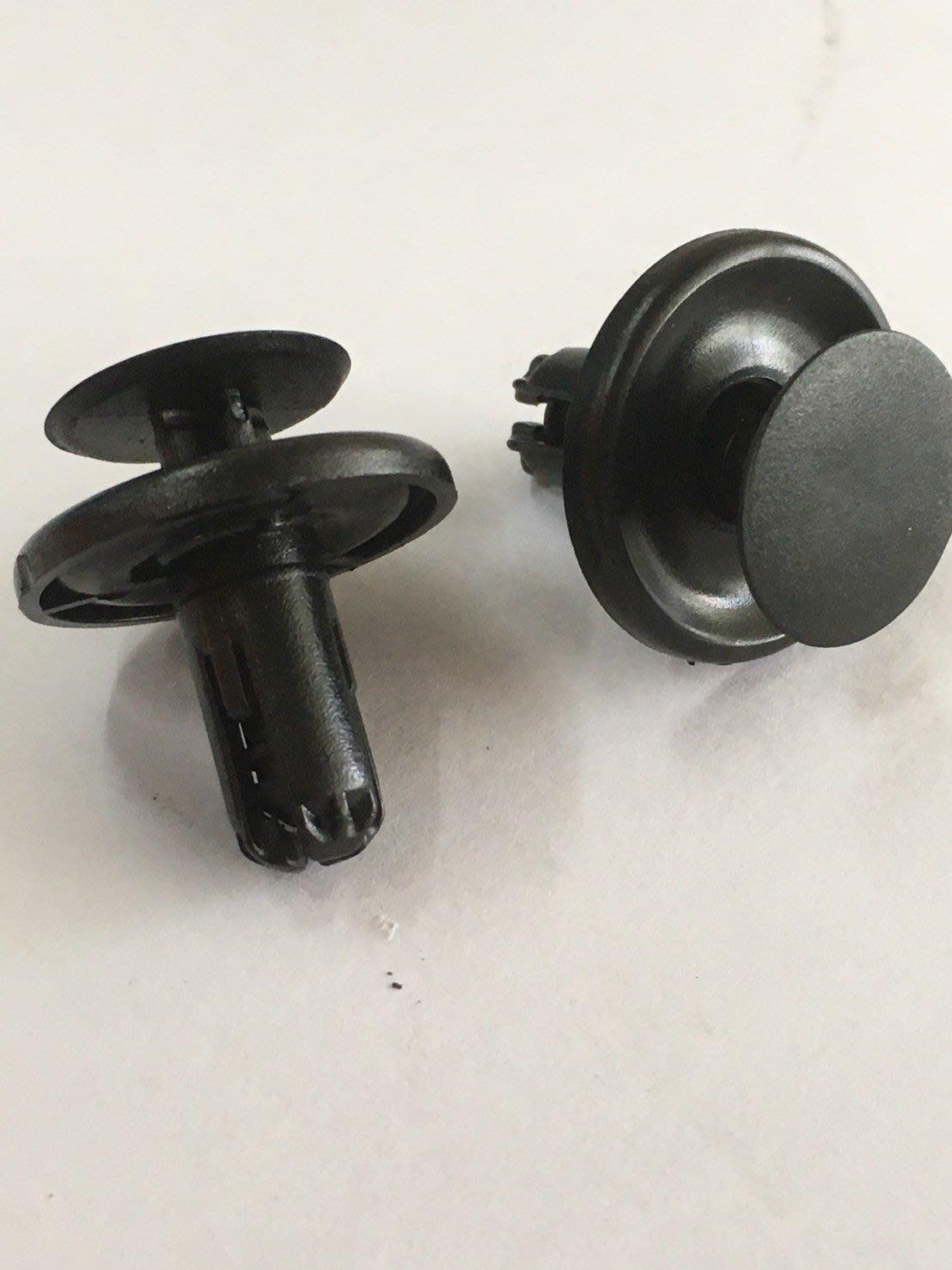 材料達人 TOYOTA 豐田 通用 YARIS 保桿固定扣 保桿扣 釦 保險桿固定扣 保險桿扣