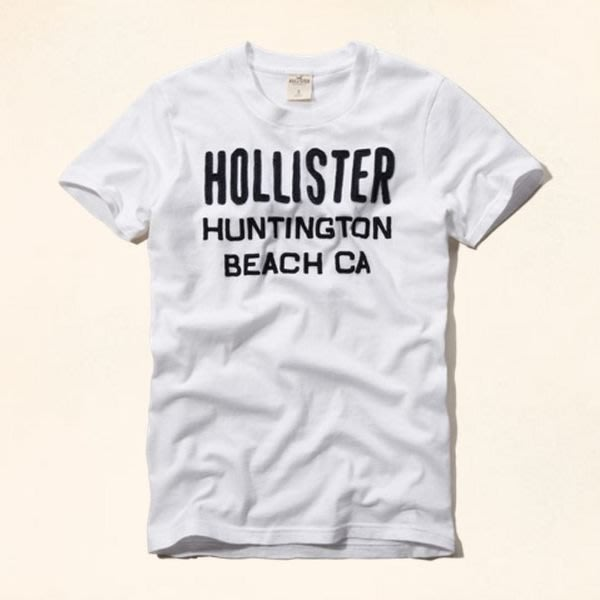 HOLLISTER 短袖T恤 323-243-1256-001 MY-CAR嚴選全新真品 AF A&F HCO 海鷗
