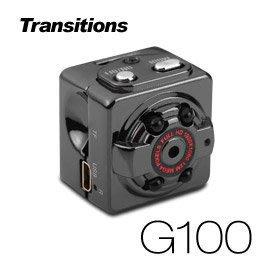 【皓翔行車監控館】全視線 G100 超迷你骰子型 Full HD 1080P 微型行車記錄器(送32G卡)