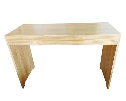 【森林原木手工家具】原木ㄇ字型書桌