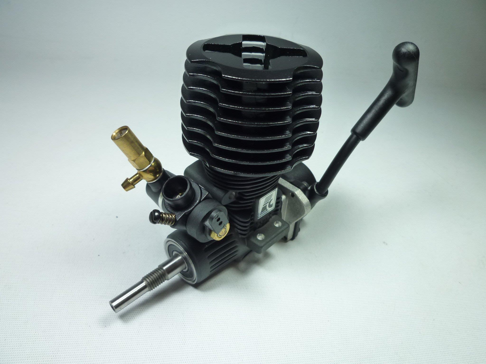 大千遙控模型 FC 18R引擎(側排) 1/10 房車/越野/大腳車適用