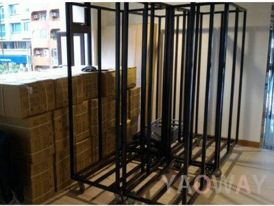 【耀偉】 YW101折合椅收納車 (堆疊椅/會議椅/洽談椅)@台灣製造