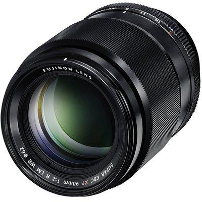 【高雄四海】Fujifilm FUJINON XF 90mm F2 R LM WR全新平輸.一年保固.人像鏡皇.對焦快速
